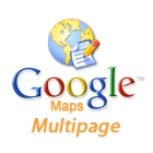 Google Maps Multipage